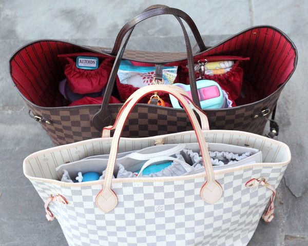 louis vuitton baby bag
