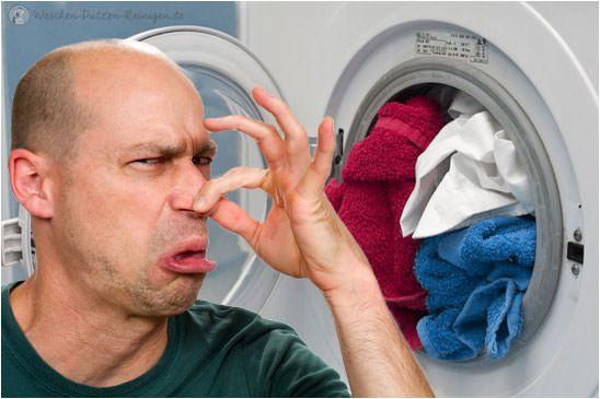 Waschmaschine stinkt - Was tun gegen den üblen Geruch?