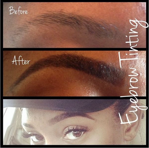 Why Henna For Your Brows Is The Next Big ThingBGLH writes: Henna for Eyebrows? Yes, it's not just for your hair anymore. For those of you that may have sparse eyebrows, Henna tinting is a process that...