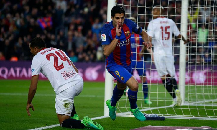 La Liga: Sevilla's magical season comes up short = With both teams keeping pace of La Liga's top spot, Wednesday's league clash between Barcelona and Sevilla at Camp Nou was a match that had been circled on the fixture calendar for months by the teams, fans and anyone else with an interest in Spanish football. But what actually occurred as the night arrived…..