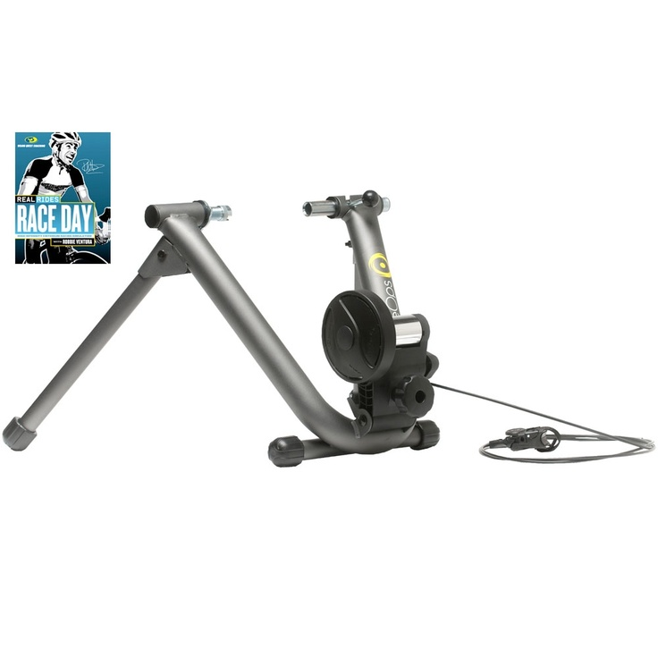 CycleOps Mag+ Trainer With Shifter