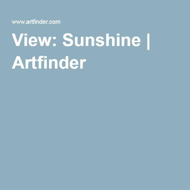 View: Sunshine | Artfinder