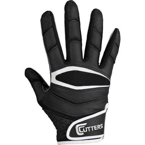 Cutters Gloves C-TACK Revolution Football Gloves (Black, Medium) by Cutters. $38.64. Cutters' signature football glove is brand new. Featuring our exclusive C-TACK Revolution Performance Grip Material, the X40 is the best combination of performance and durability - with improved fit and a lighter weight. We've taken our proprietary technology and re-engineered the process to provide the strongest, most consistent, most durable grip possible, and meeting the new NOC...