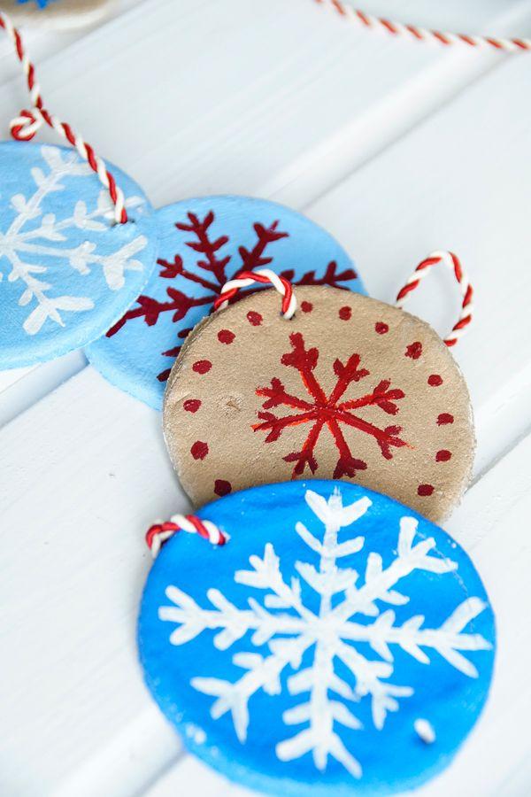 1000 images about weihnachten auf pinterest for Salzteig ideen weihnachten