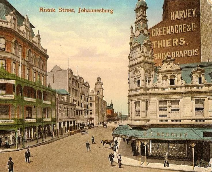 History, architecture and heritage are the focus of the Johannesburg Heritage Foundation - offering a wide range of tours across the inner-city and beyond