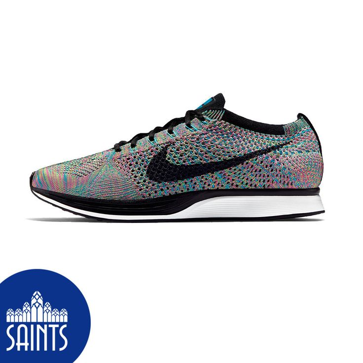 Nike Verkauf  Nike Neu Flyknit Lunar 3 SchwarzMidnight FogWolf GrauWeiß Plush Cushioning Ultra L