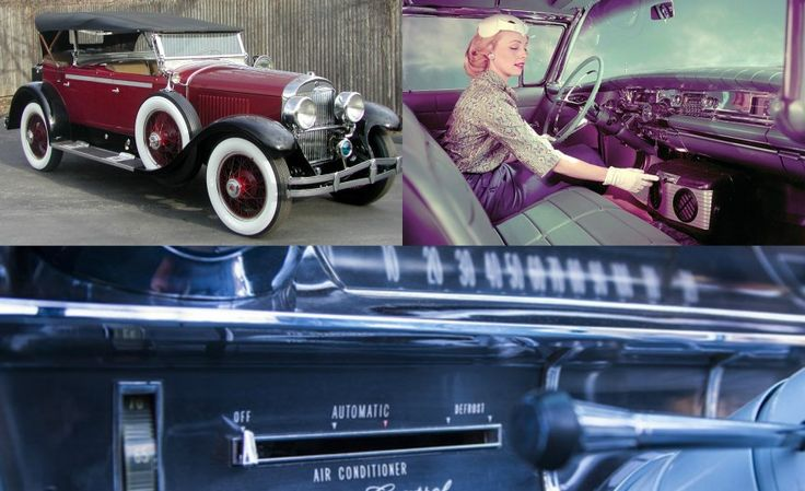 Quot First With Air Conditioning Was The 1940 Packard Top