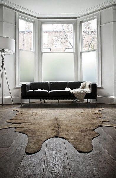 Beautiful wide floorboards
