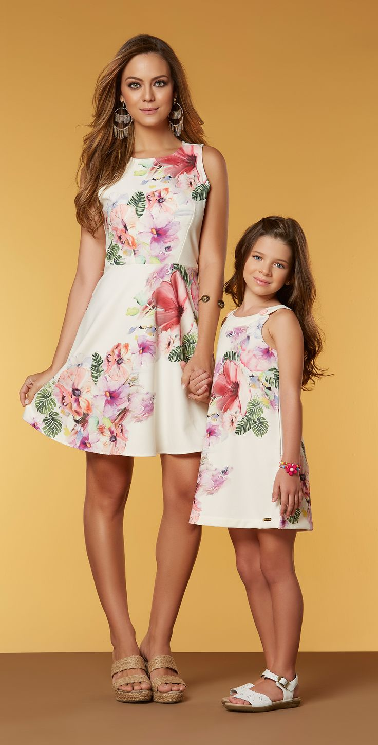 50 Best Mom And Daughter Images On Pinterest Kids Fashion Dress Wanita Mindi Lookbook Chica Ful