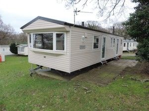 Thorness Bay, Isle of Wight - Private Caravans to Hire at Thorness Bay Holiday Park