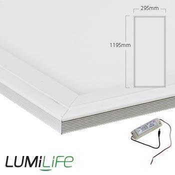 40 Watt High Output 300 x 1200 LED Panel