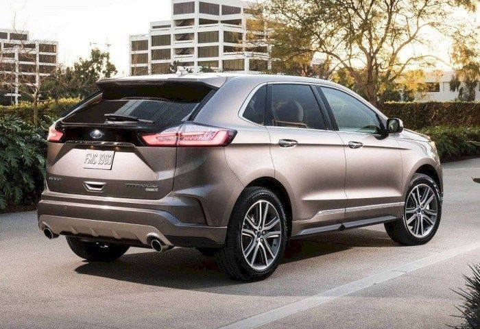 2020 Ford Edge Redesign Release Date Price Car New Trend
