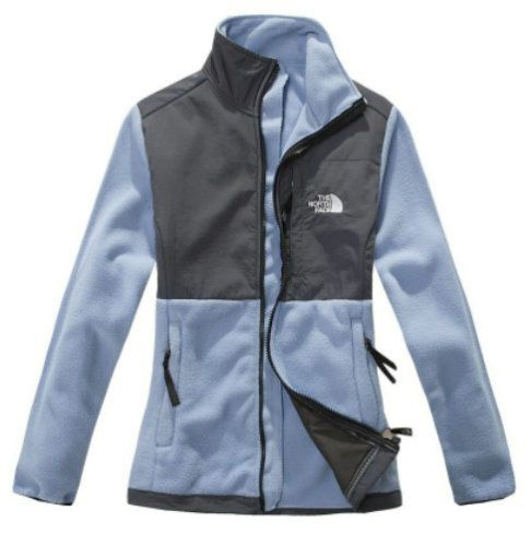 north face girls jacket,  North Face Denali Jackets For Women Lightblue Outlets Online