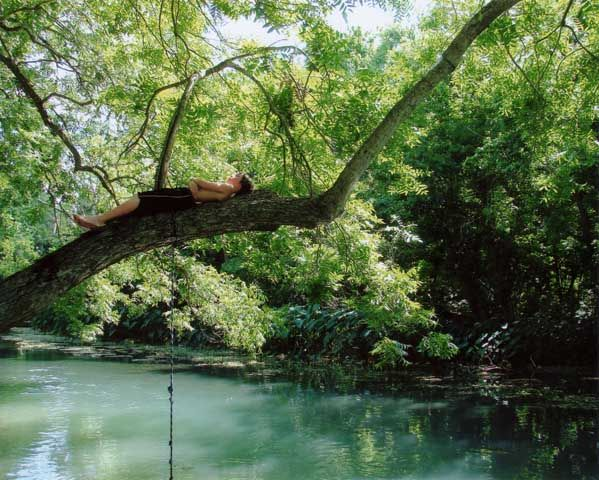 Playing in the gorgeous San Marcos River; exploring the depths of a cave; and bargain hunting at a vast outlet mall are a few of the things