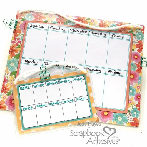 Paint Chip Crafts For Those Who Love Colors Paint Chip Calendar Dollar Store Crafts Dollar Stores