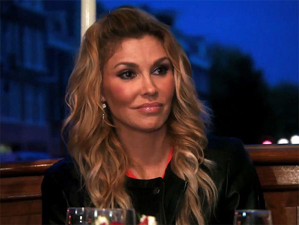 Brandi Glanville Calls Her 'RHOBH' Costars The 'C-Word' On Howard Stern