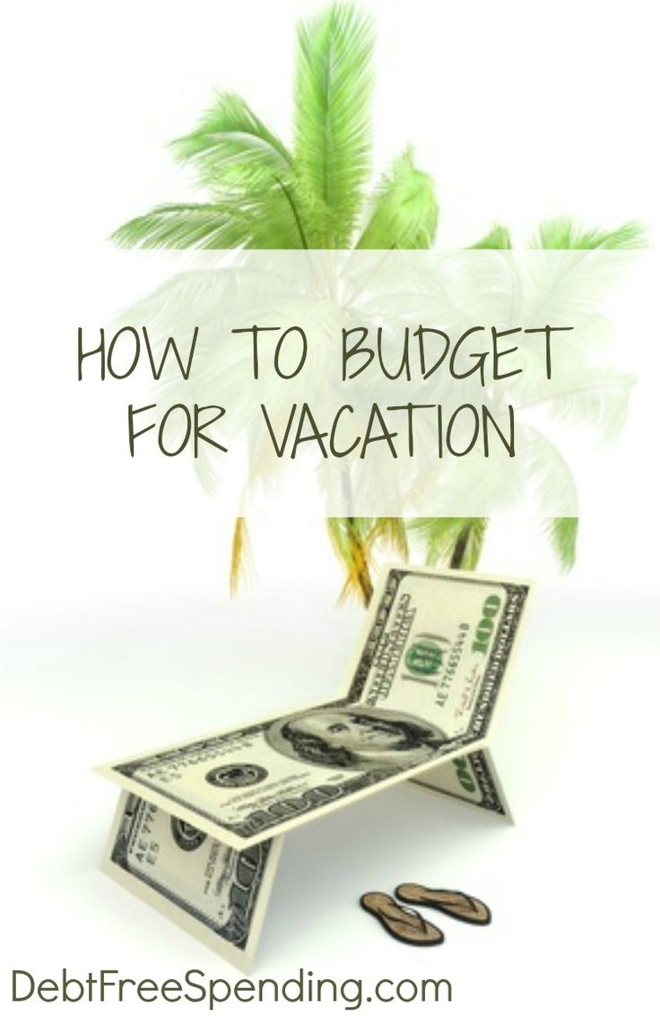 Check out all these ways to budget for your next vacation. Comment your ways to save too!