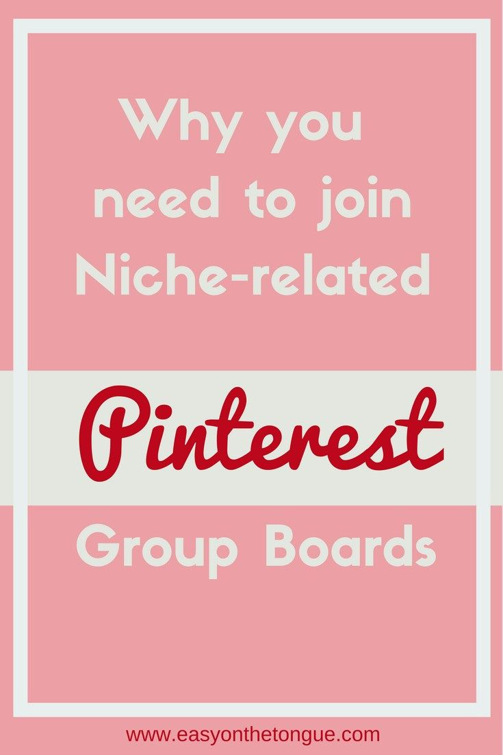 Grow your Blog and audience with targeted niche specific #Pinterest group board. Included is an invitation to a Tailwind Tribe.