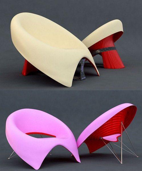 Contemporary Chairs from Velichko Velikov