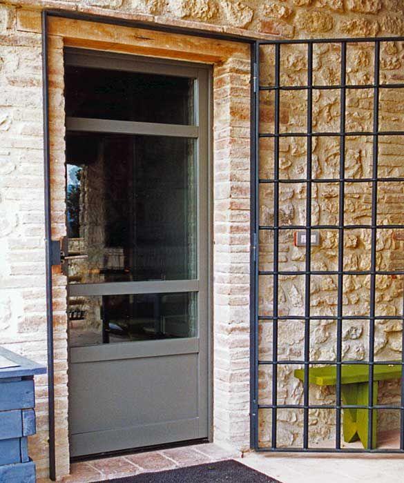 Oltre 1000 idee su Porte In Legno su Pinterest  Porte rustiche, Colori esterni casa e Porte esterne