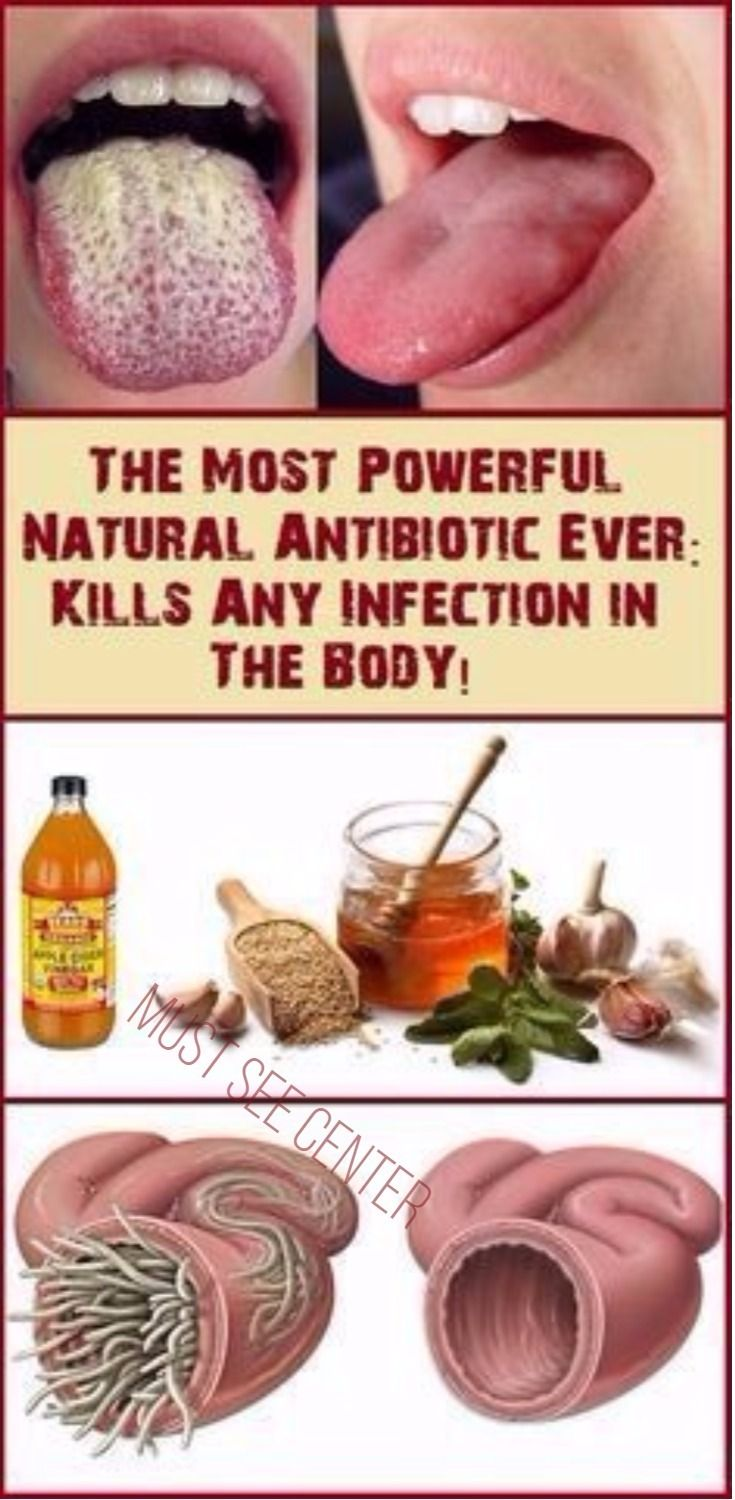 If you were in the search for a powerful, all natural and super healthy antibiotic- this is the recipe for you! his remedy is easily prepared at home