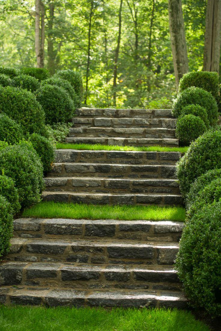 Great Doyle Herman Design Associates. Garden StepsStairs ...