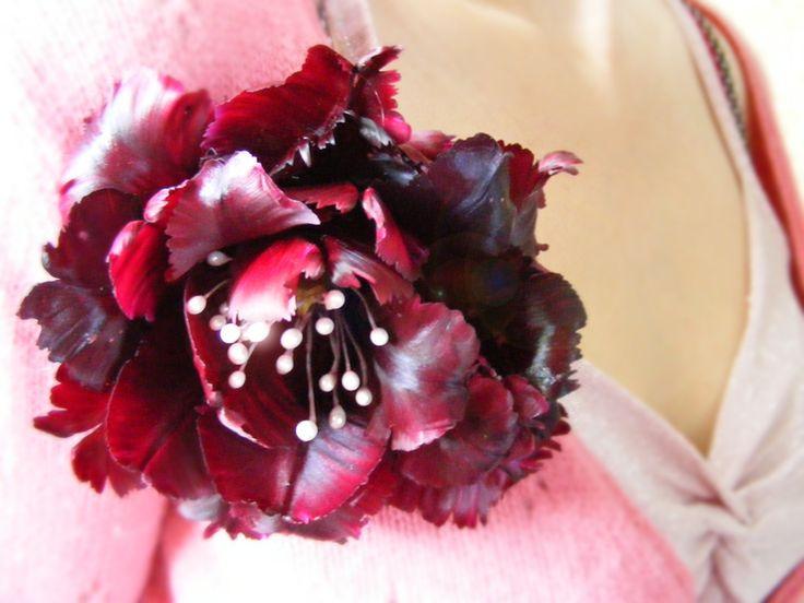 wonderful flower - the brooch