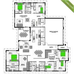 8 best House designs with granny flat images on Pinterest