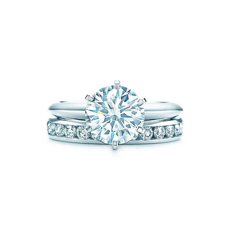 The Tiffany® Setting Engagement Rings