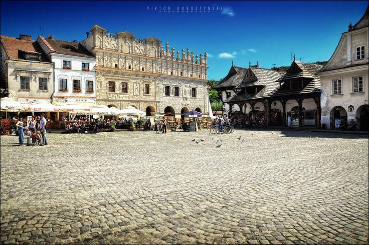Kazimierz Dolny. Poland by Viktor Korostynski on 500px