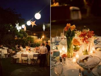 backyard budget weddings night ideas | ... Wedding Reception Themes adds mystic and a fresh touch to your wedding