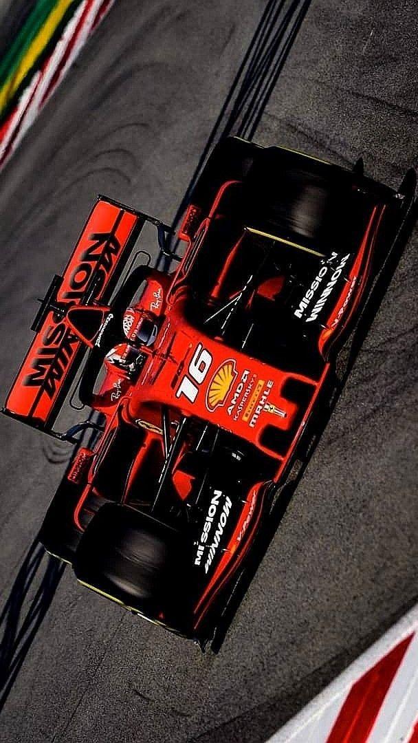 Leclerc Ferrari 1 Penultimo Dia De Tests Newferrari Leclerc