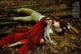 Annie liebowitz fairy tales -