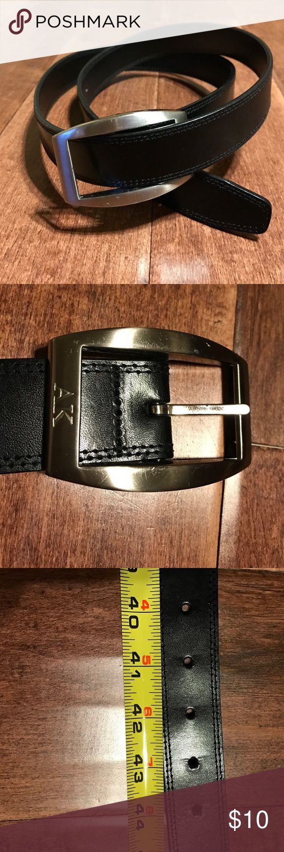 Anne Klein XL Bonded leather, great used condition, no cracking or peeling Anne Klein Accessories Belts