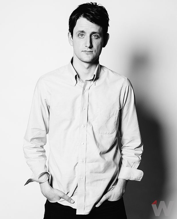 Zach Woods. Admitted crush