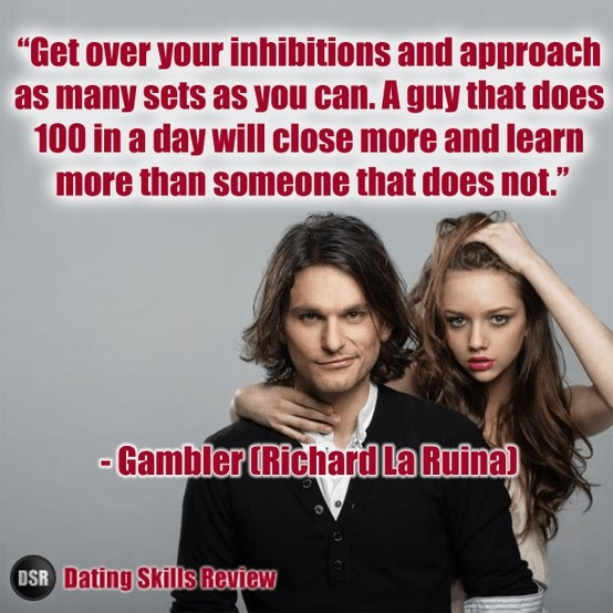 Richard la ruina dating guru
