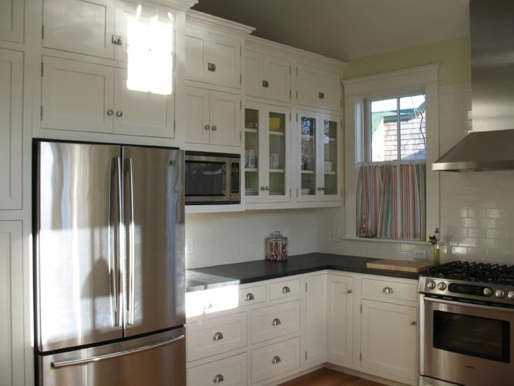 10 best images about shaker kitchen cabinet doors on for White shaker doors for kitchen cabinets