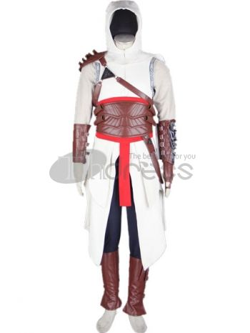 Assassin's Creed Altair Game Cotton Cosplay Costume