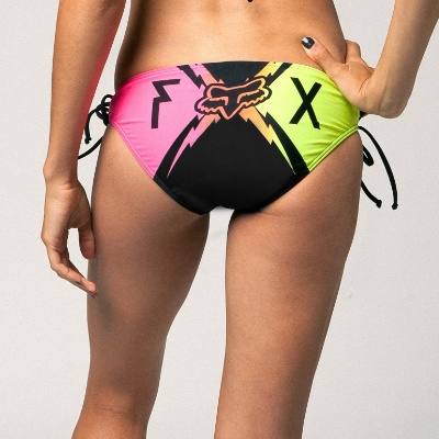 Fox Aftershock Side Tie Bottom    My bathing suit for this summer!