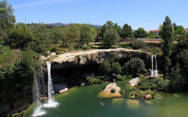 Salto de Pedrosa de Tobalina - Imagen de Turismo Burgos