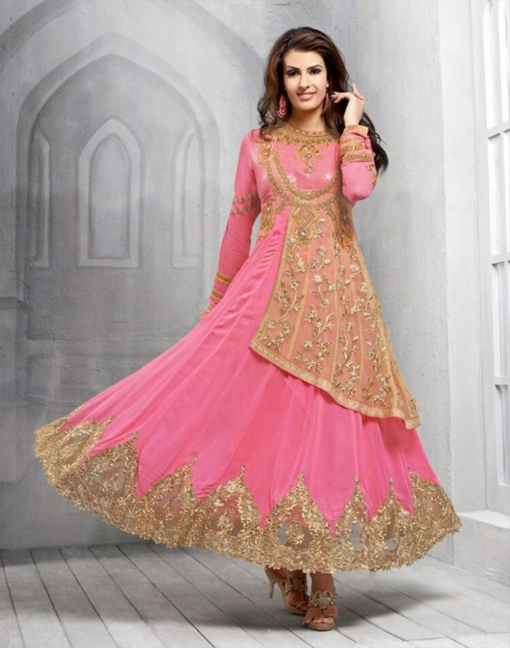 Mejores 44 imágenes de Hindi Party & Wedding Outfits en Pinterest ...