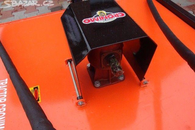 sekačka -mulčovač SLM 120 za traktor od 14 Hp - obrázek číslo 3
