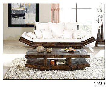 Bambusová pohovka TAO