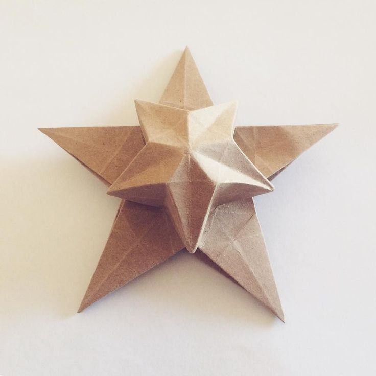 Puff Star designed by Philip Chapman Bell made