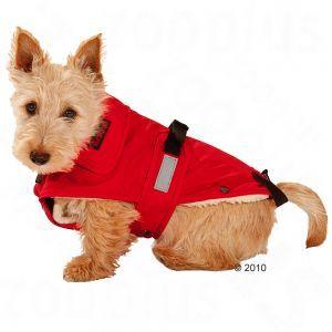 Mantella per cani No Limit -rosso