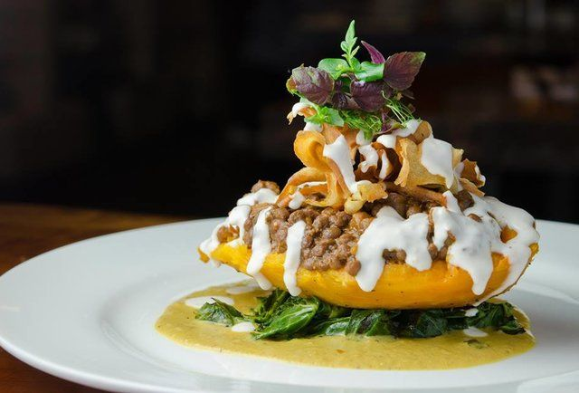 NYC Vegetarian & Vegan Eats So Good Even Bacon-Lovers Will Like Them