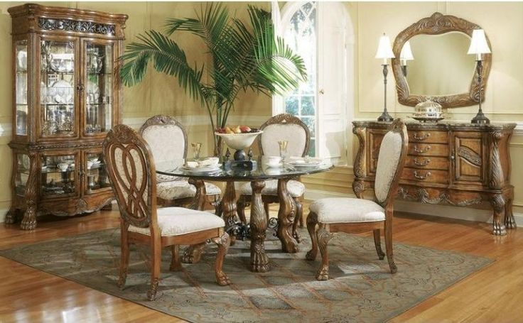 designer dining room sets - photo #12