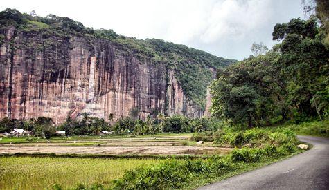 lembah harau in west sumatera