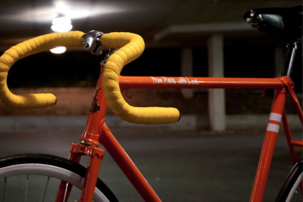 Bespoke bike builders create a new type of design, crossing vintage frames with contemporary parts.