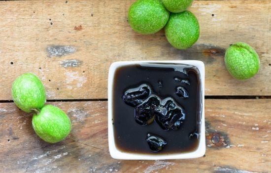 Рецепты варенья их зелёных грецких орехов, секреты выбора